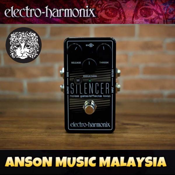 Electro-Harmonix The Silencer Noise Gate/Effects Loop Guitar Effects Pedal (Electro Harmonix) Malaysia