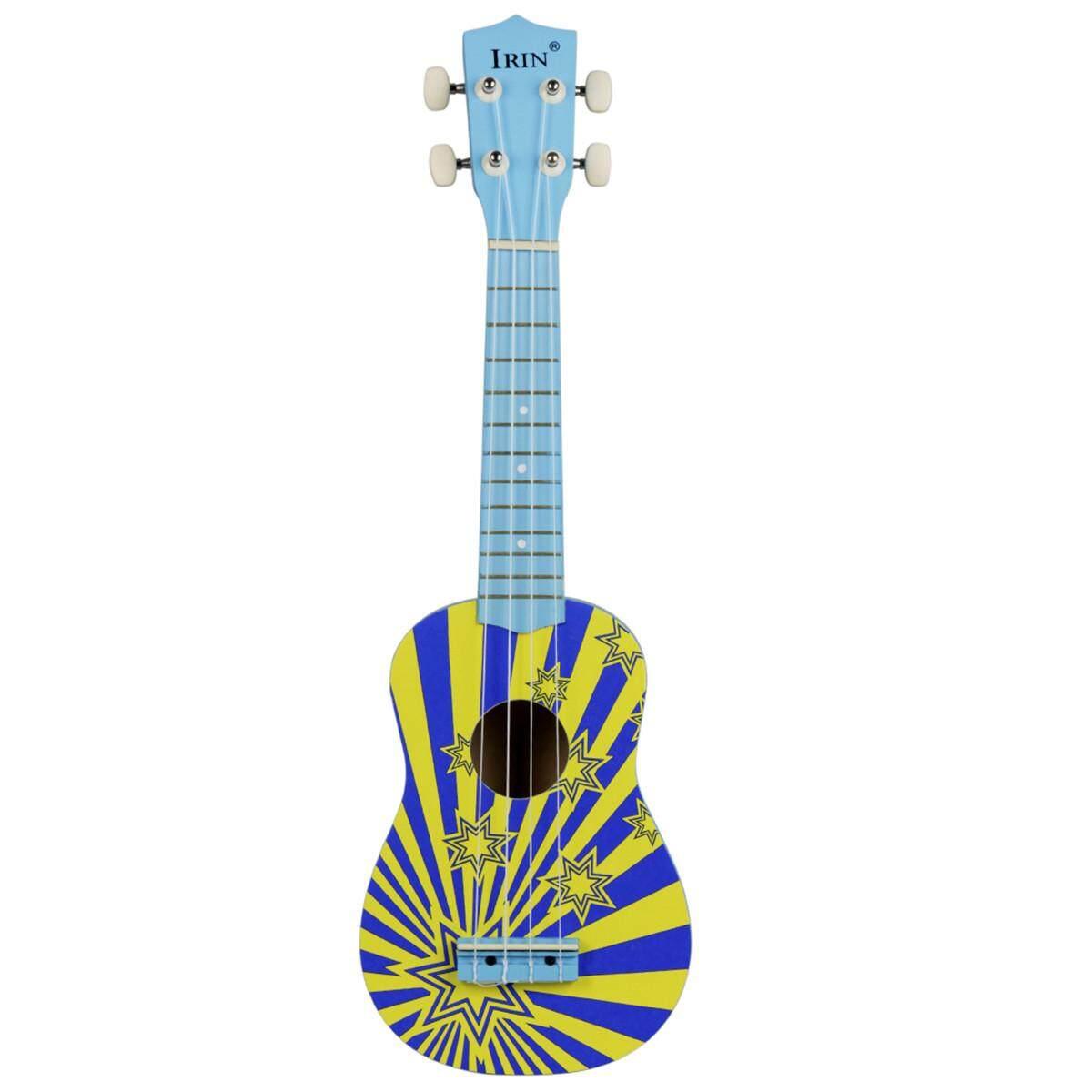 21 Mini Acoustic 4 Dây Đàn Ukulele Âm Nhạc Cụ Người Mới Bắt Đầu Học Sinh Sinh Viên