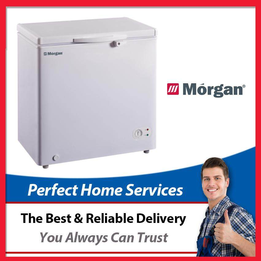 Morgan New 155L Chest Freezer MCF-1757L, Express Direct Shipping Within Klang Valley