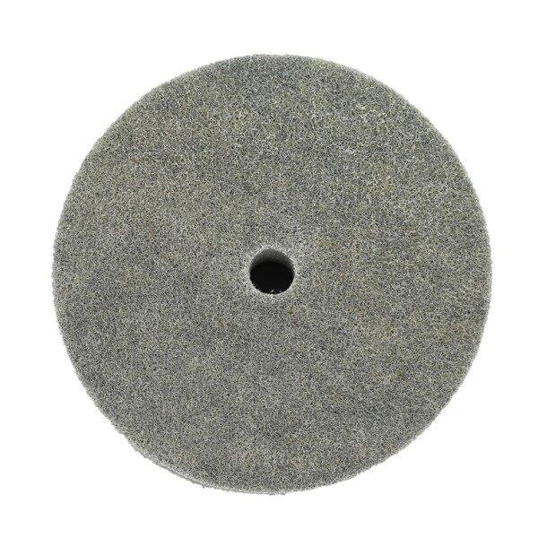 6inch Fiber Polishing Wheel Abrasive Wheel Durable Fiber Polishing Brand New