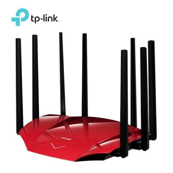 Bảng giá Tp Link Bộ Định Tuyến Gigabit WDR8690 Bộ Định Tuyến Không Dây Chơi Game AC2600 Bộ Định Tuyến Wifi 10/100/1000Mbps MU-MIMO 4*4 Tần Số Kép 2.4G + 5G IPV6 Phong Vũ