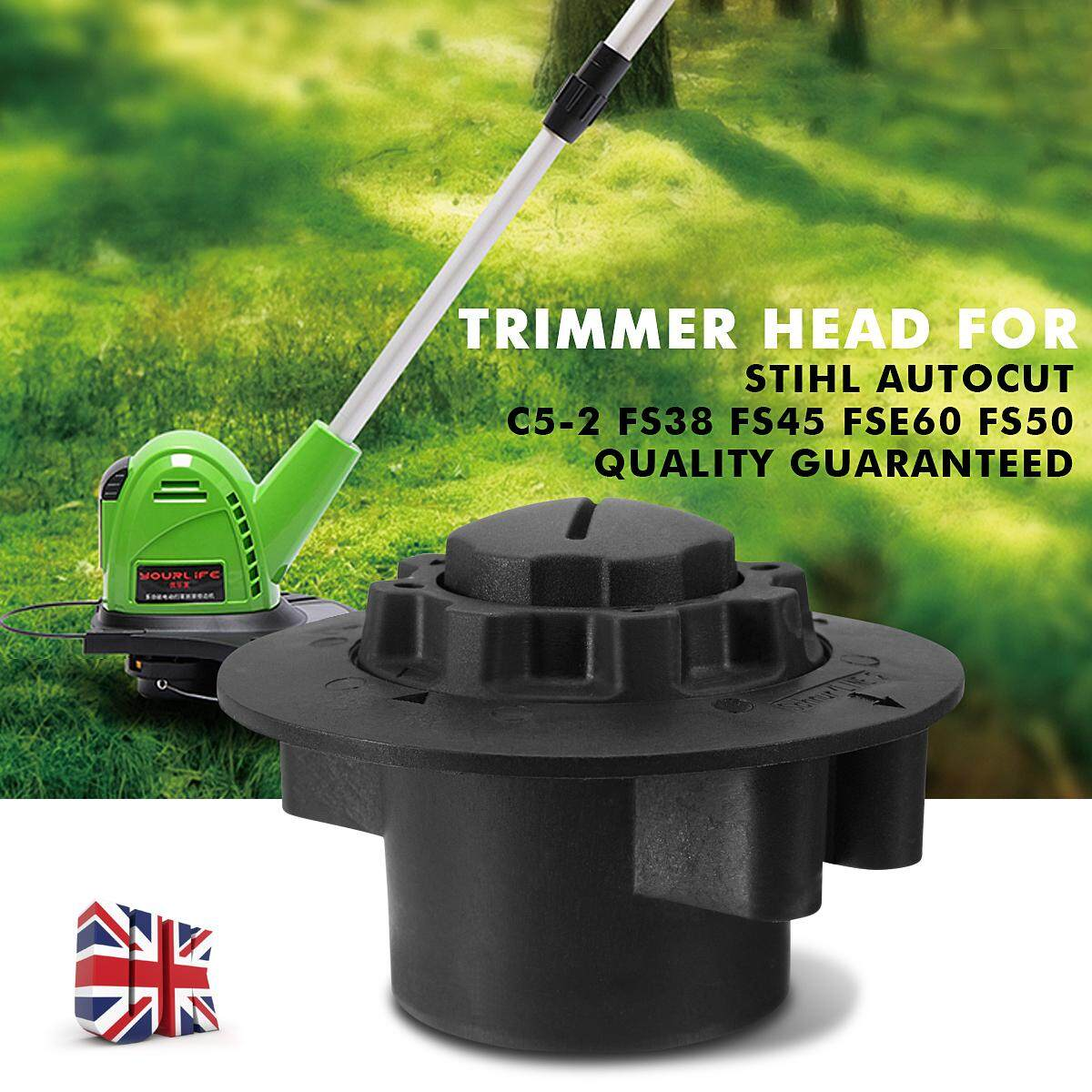 【Free Shipping + Flash Deal】Auto Trimmer Head for Stihl Autocut C5-2 FS38  FS45 FSE60 FS50 Quality Guaranteed