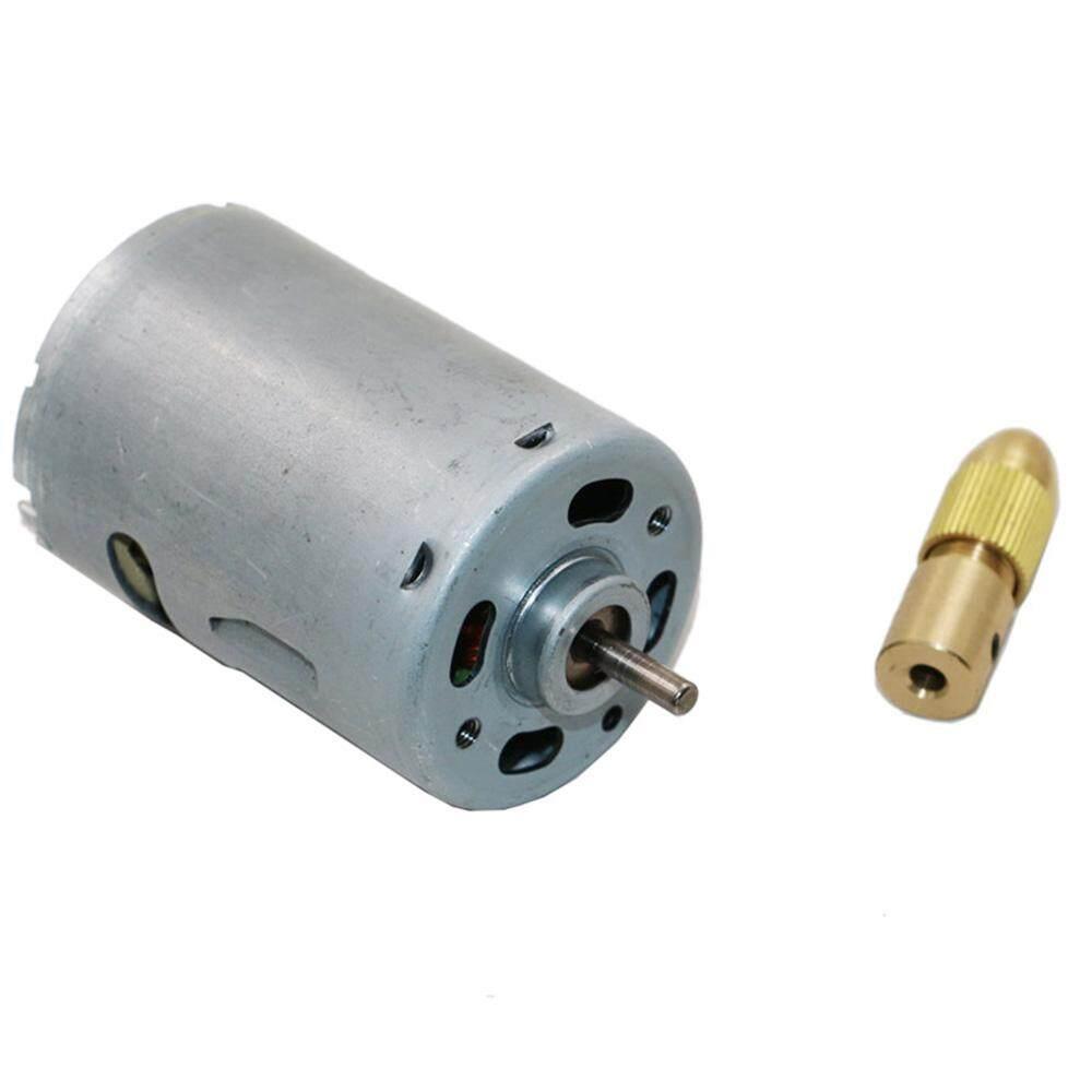 7 Pcs Tembaga 0.5-3 Mm Mata Bor Elektrik Collet Mini Twist Alat Bor Chuck Set Pergi