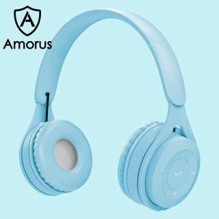 Amorus Tai Nghe Bluetooth Không Dây Âm Thanh Nổi HiFi Tai Nghe Nhét Tai Có Micrô thumbnail