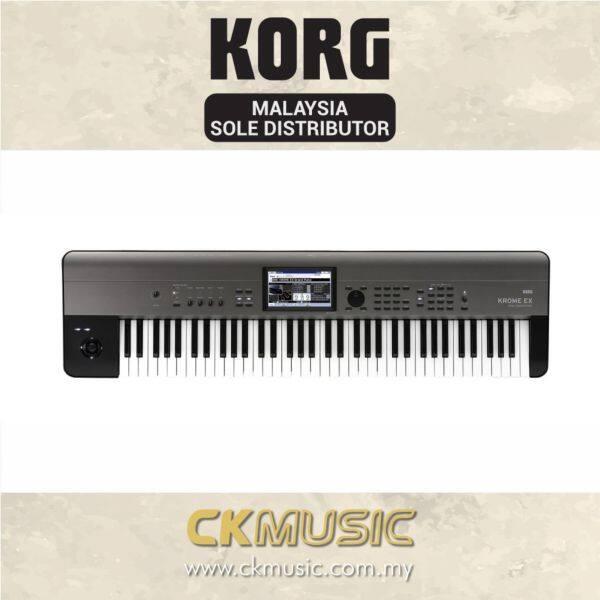 Korg Krome EX - Music Workstation Keyboard (KROME-EX) Malaysia