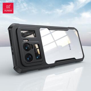 Xundd Không Khí-Túi Trường Hợp Dành Cho Xiaomi Mi 11 Ultra Cover, Ốp Bảo Vệ Chống Sốc Siêu Trong Suốt Cho Xiaomi Mi11 Bảo Vệ Màn Hình Miễn Phí thumbnail