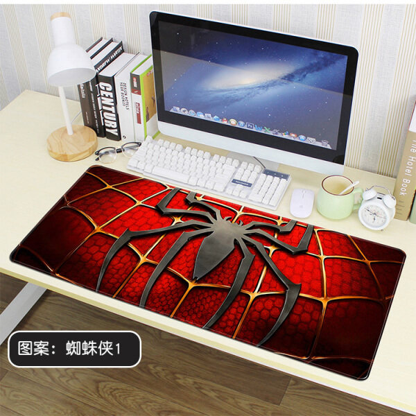 Recommended Hot Sale Dimension 90 x 40 x 0.2cm Gaming Mat Non-slip Anti Fray Stitching High Quality Beautiful Mouse Pad Malaysia