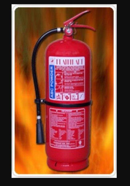 FIRE EXTINGUISHERS 9KG FP-9