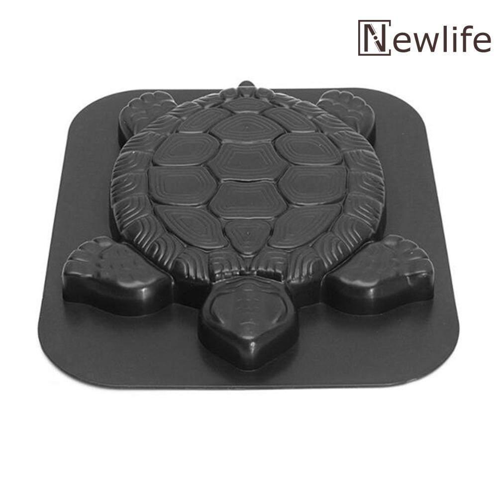 Newlifestyle DIY Tortoise Path Maker Mold Garden Path Stone Molds Concrete Cement Mould