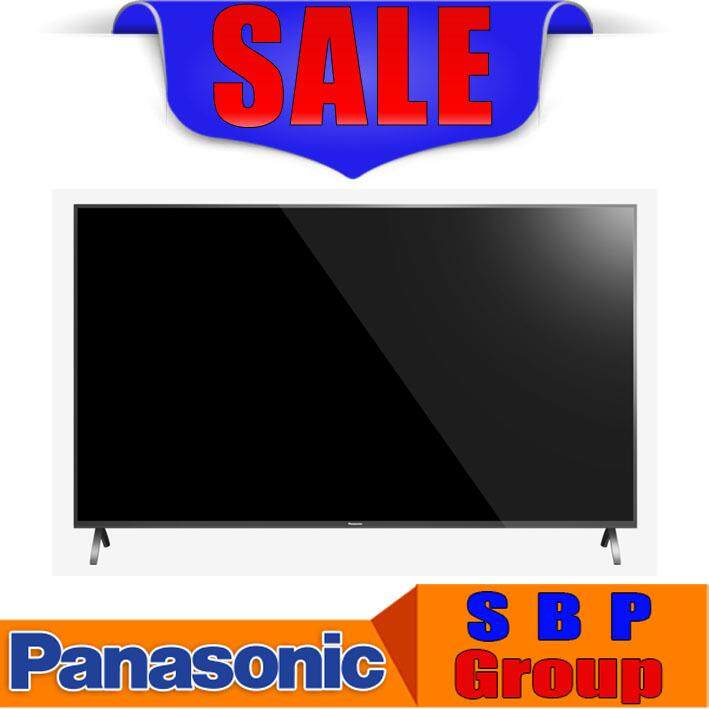 PANASONIC 65 / 4K Pro Ultra HD TV / Super Bright Panel Plus / Hexa Chroma Drive Pro / HDR 10+ / DOLBY VISION / DOLBY ATMOS / Cinema Surround / Smart Features - Netflix, YouTube, Mirroring and etc