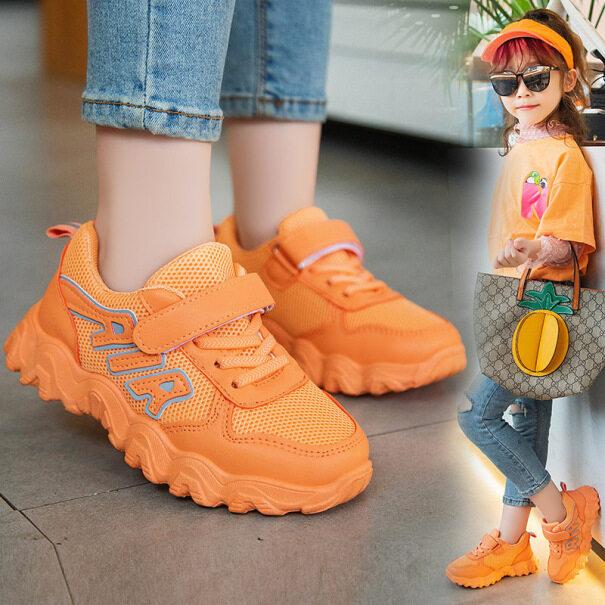 Giày Thể Thao Chống Trượt Thoáng Khí Cho Trẻ Em Mùa Thu 2020 Mới giá rẻ