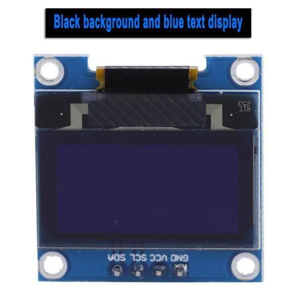 Bảng giá (Thông) IIC I2C Nối Tiếp Màn Hình Hiển Thị LED MODULE Xanh Dương 128*64 Cho Arduino Phong Vũ