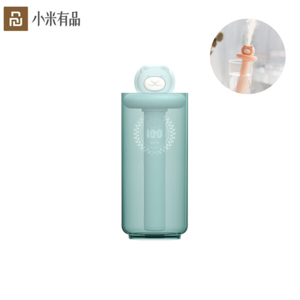 Xiaomi Ecological Chain Urallife  Mini Cute Air Humidifier Portable Water Bottle USB Ultrasonic Mist Charging Leak Proof Portable Cute Humidifier For Office Home