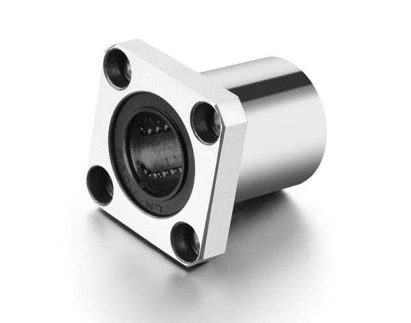 Flange Linear Motion Bushing Ball Bearing LMK 6 8 10 12 16 20 25 30UU