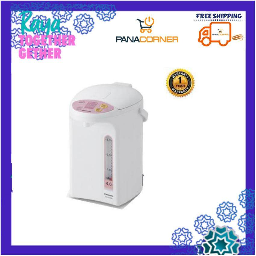 Panasonic 4.0l Thermo Pot Nc-Eg4000 (white) By Pana Corner.