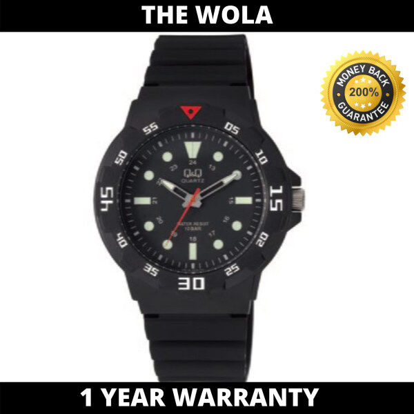 (100% Original Q&Q) Q&Q Men Casual Watch VR18J002Y (watch for man / jam tangan lelaki / Q&Q watch for men / Q&Q watch / men watch / watch for men) Malaysia