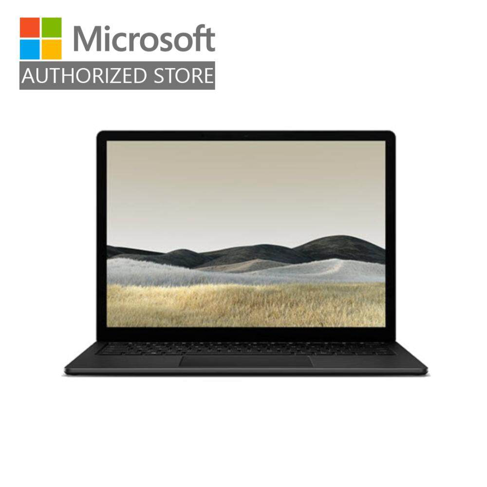 [PRE-ORDER] Microsoft Surface Laptop 3 - Black (i7-1065G7/Intel® Iris™ Plus Graphics/16GB/256GB/13.5-inch/Windows 10) [ETA: 9 Dec] Malaysia