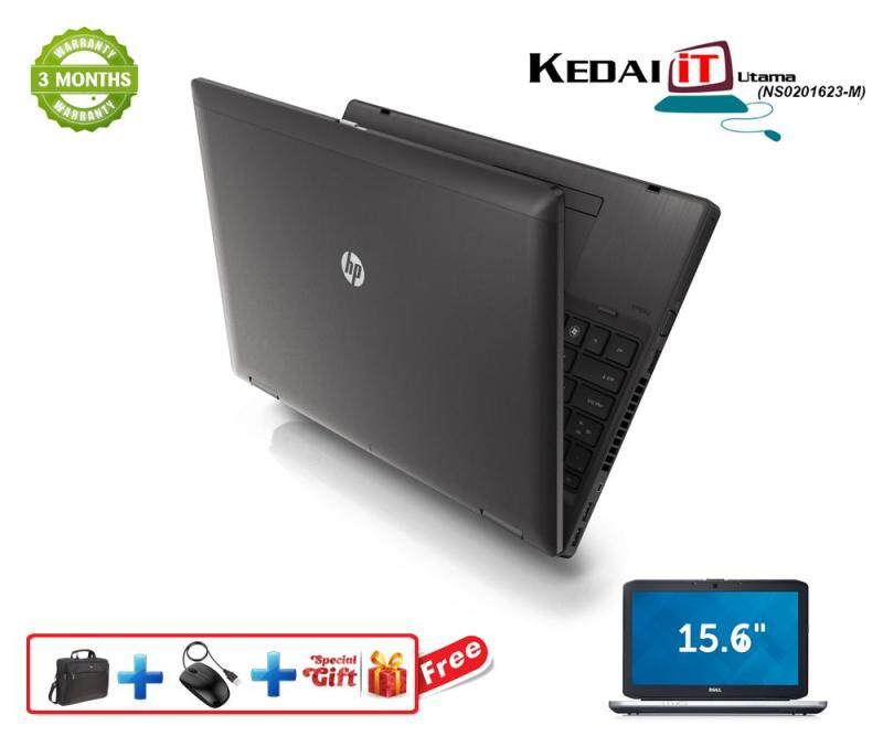 Hp 6560B I5 2ND Gen , 4GB Ram , 1TBGB HDD, Windows 10 Malaysia