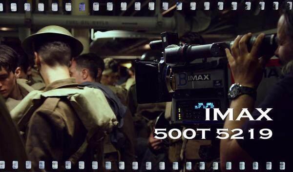 Kodak 5219/500T 120/IMAX Movie Volume Color Negative Film 2019 Schedulers
