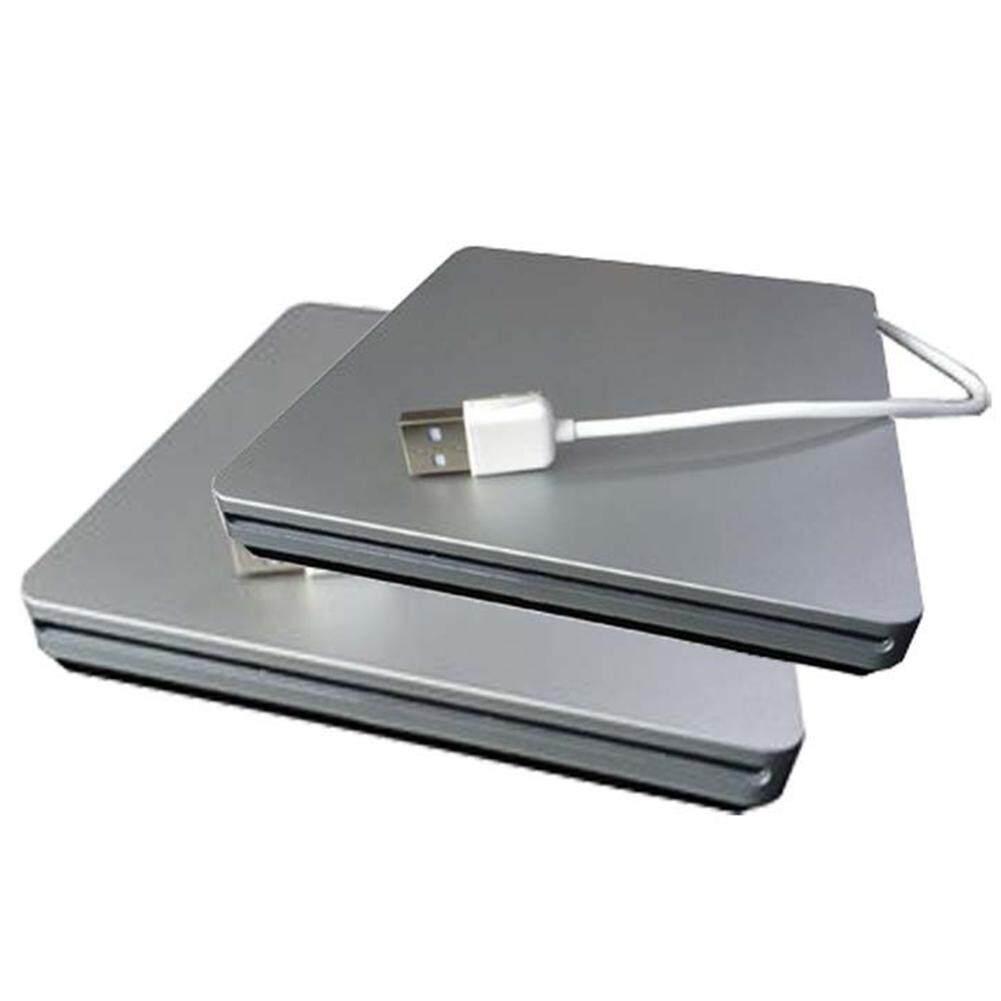 Ultra Thin External USB 2.0 CD-ROM CD-Driver, CD/DVD Optical Driver, Portable CD-Driver For PC Laptop