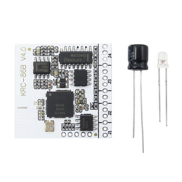 1pcs/lot Bluetooth Stereo Audio Modules Modification Wireless Speaker Amplifier Audio KRC-86B V4.0