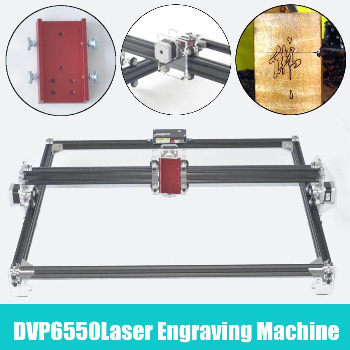 Giá Máy Cắt Khắc Laser 2 Trục 65X50 Cm Máy Tính Để Bàn CNC Không Có Laser
