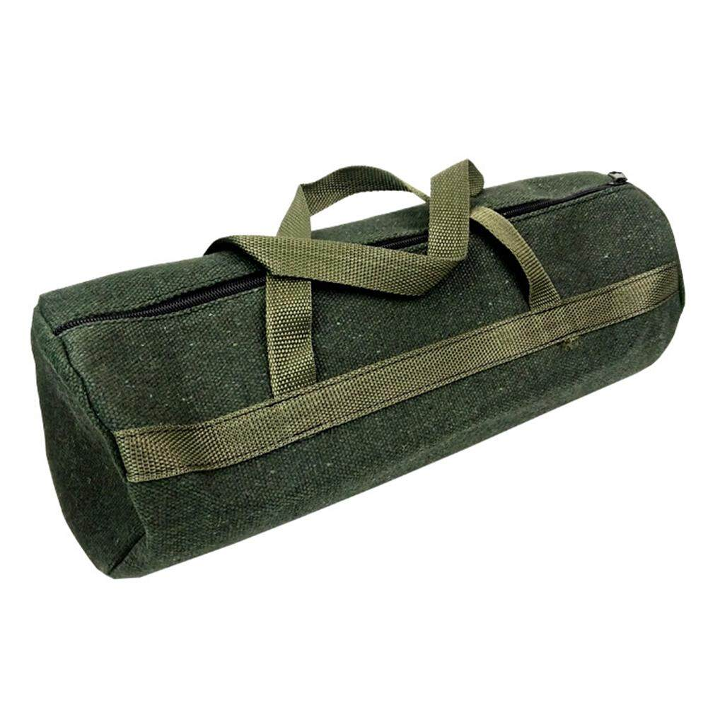 Thicker Professional Canvas Drill Portable Tote Tool Storage Bag