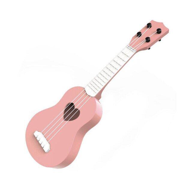 Los Niños Del Bebé Educación Âm Nhạc Instrumento Juguete Clásico Ukelele Guitarra De Juguete De Instrumentos Musicales Para Niños Navidad Regalo de Cumpleaños