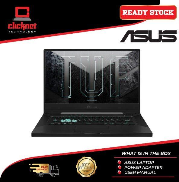 ASUS TUF Dash F15 (FX516P-EHN007T)/ i7-11370H/ 8GB / 512G SSD/ RTX3050Ti / 15.6 FHD 144Hz/ 2 Yrs Warranty Malaysia