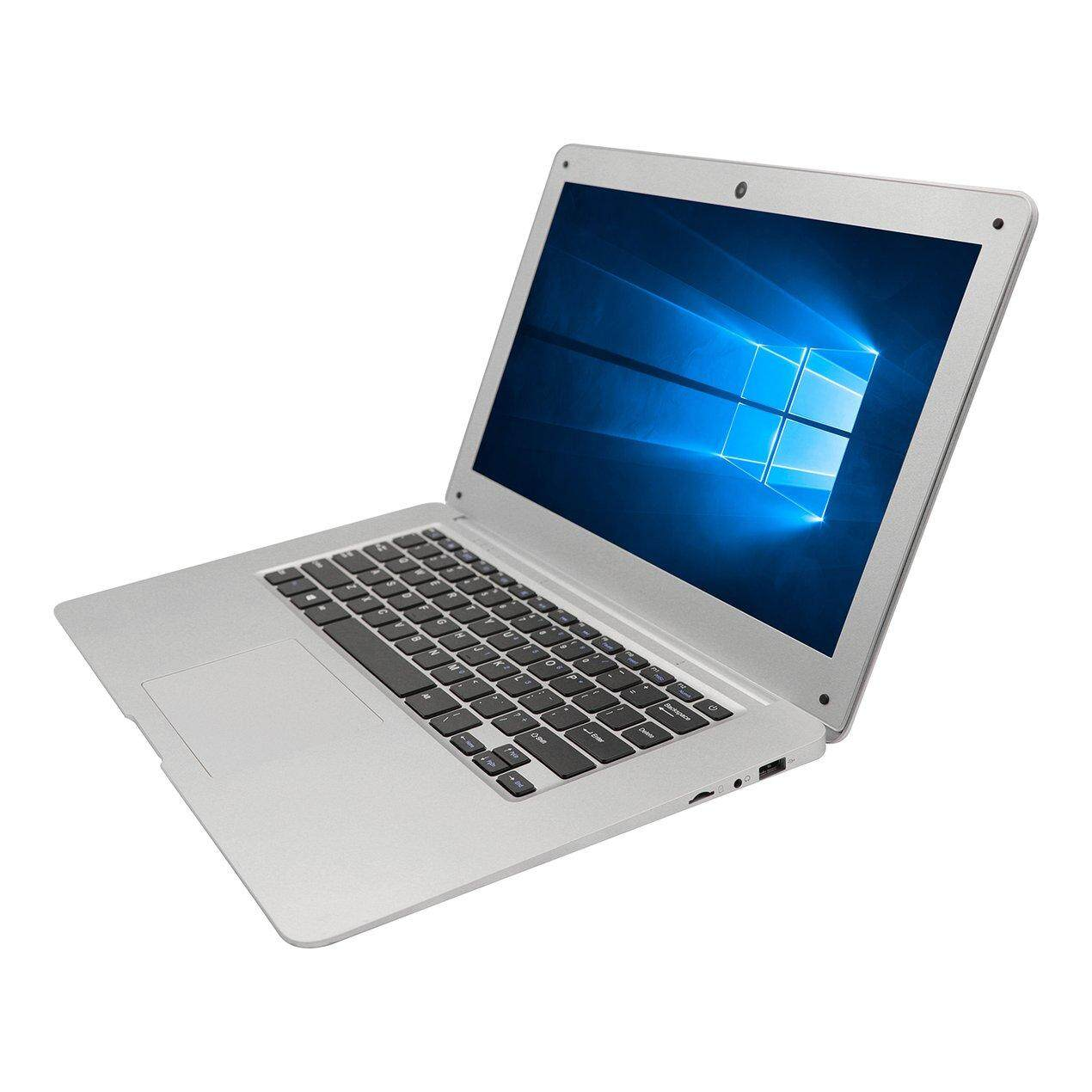 Best Sales Lightweight 14.1 inch 2+32GB Notebook 10000mAh PC Laptop Full HD PC Malaysia