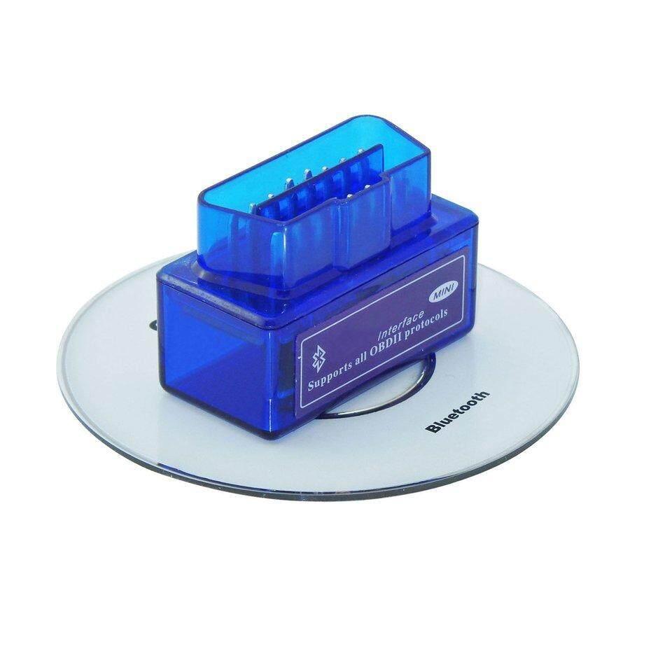 HMENT Siêu Mini ELM327 Bluetooth V2.1 OBD2 Xe Công Cụ Chẩn Đoán Cho Android/Symbian