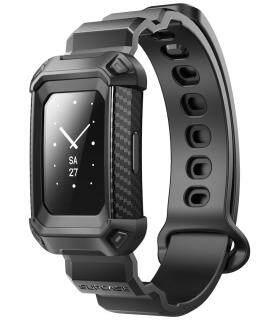 Dây đeo cổ tay chống sốc SUPCASE chắc chắn với dây đeo cho Fitbit Charge 3 thumbnail