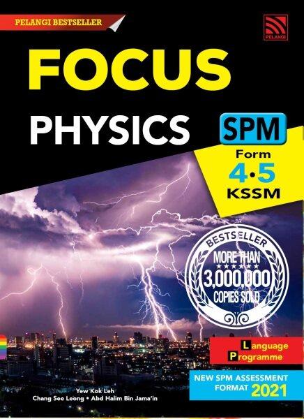 Pelangibooks Focus SPM 2021 Physics Malaysia