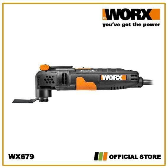 WORX WX679 250W Universal & Hyperlock Sonicrafter