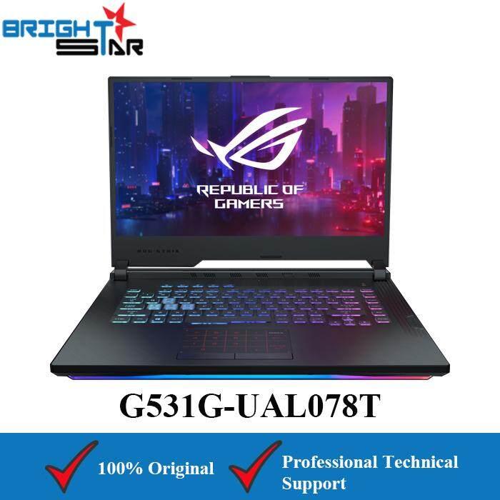 ASUS ROG Strix G G531G-UAL078T (Intel I7-9750H/8GB/512GB SSD/GTX1660TI 6GB/15.6Inch) Malaysia