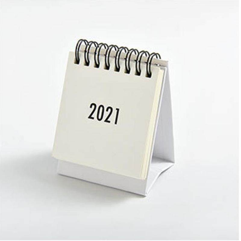 Lịch Để Bàn 2020-2021 Lịch Lật Hàng Tháng Để Bàn Lịch 2021 Năm Cầm Tay Mini Để Tổ Chức Và Lập Kế Hoạch