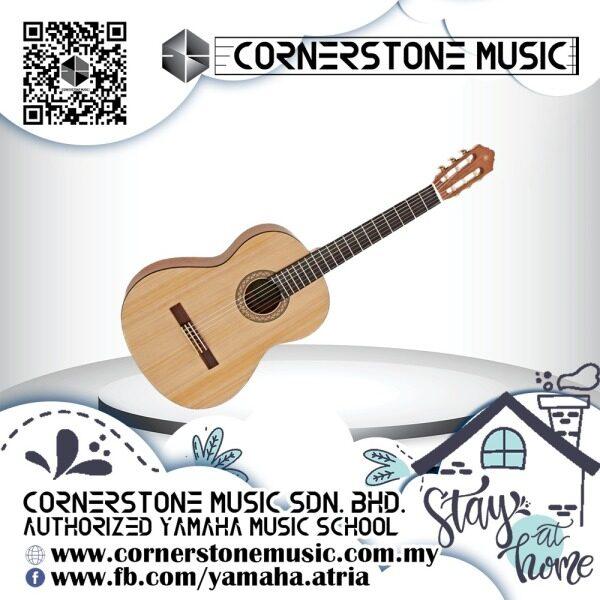 Yamaha Full Size Classical Guitar for Student Model / Standard C40M//02 ( C-40M-II / C-40M / C40MII / C 40 M / C-40-M / C-40-M-NT / C40M / C40MNT ) - M / Matte - Cornerstone Music Malaysia