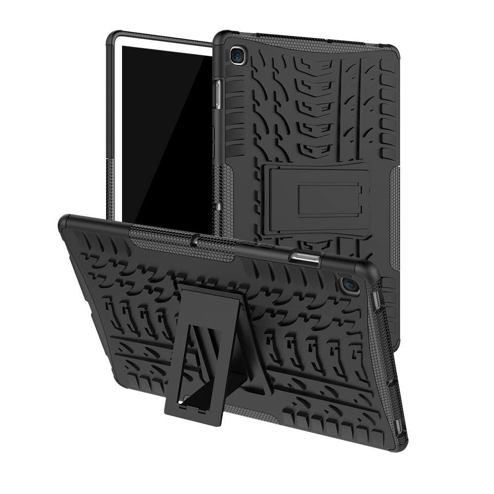 DWaybox Shockproof Case For Samsung Galaxy Tab S5e T720 T725 2in1 TPU Soft Silicon + PC