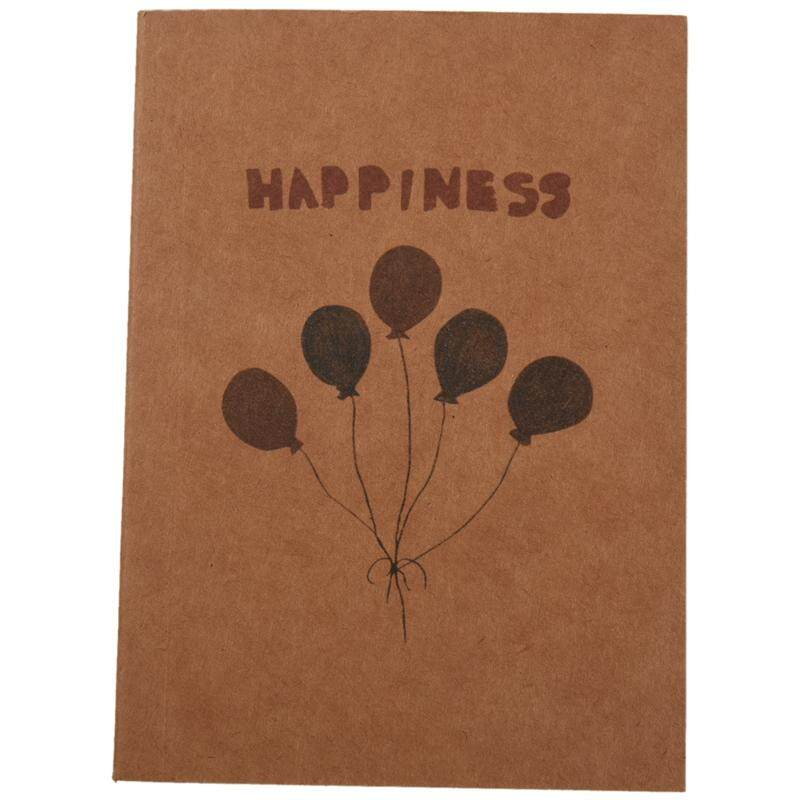 Mua 12.5*9cm Old painting pretty nice laptops daily book for writing office school stationery supplies (Balloon)