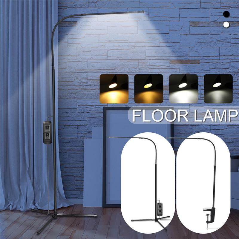 【Free Shipping + Flash Deal】 1000LM Dimmable Adjustable LED Floor Lamp Light Standing Reading Home Office
