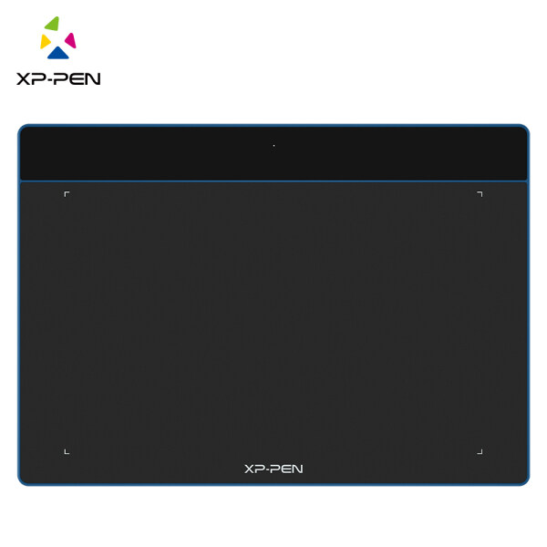 XP-Pen Deco Fun Drawing Tablet Graphics Tablet Digital Drawing Tablet for Online Study with Four Stunning Colors and Battery-Free Stylus (8192 Levels Pressure)