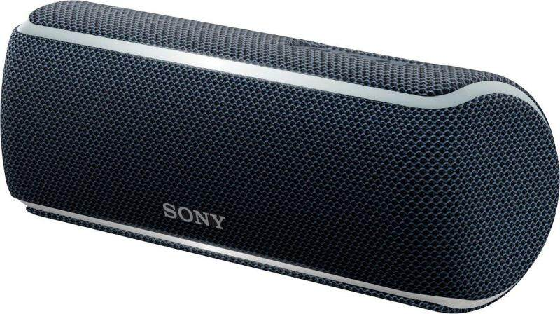 Sony SRS-XB21 Portable Wireless Bluetooth Speaker, Black Singapore