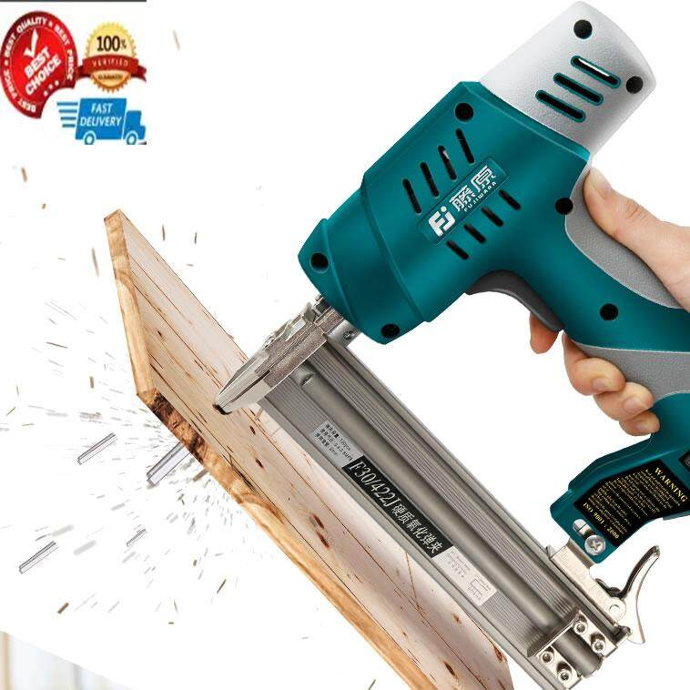 Profesional Woodworking straight Air Nailer Gun