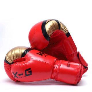 Kick Boxing S Dành Cho Nam Nữ PU Karate Muay Thái Guantes De , Boxeo Thiết Bị Tập Luyện MMA Sanda Miễn Phí Cho Trẻ Em thumbnail