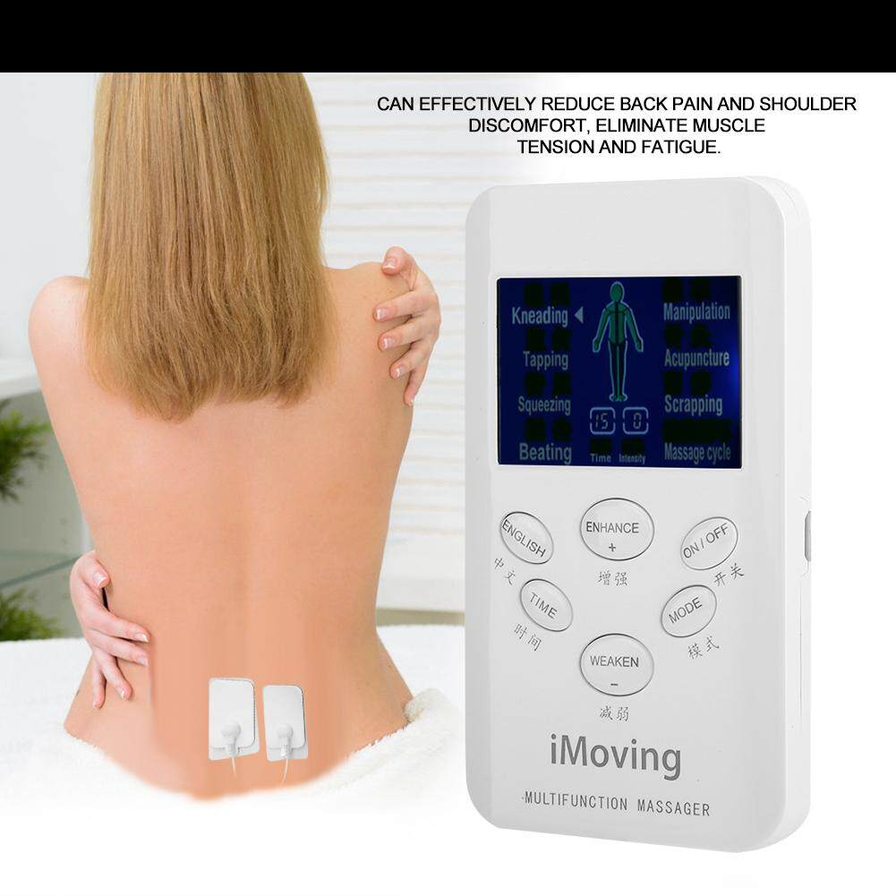 Image result for USB Charging Digital Pulse Therapy Muscle Pain Relief Physiotherapy Instrument""