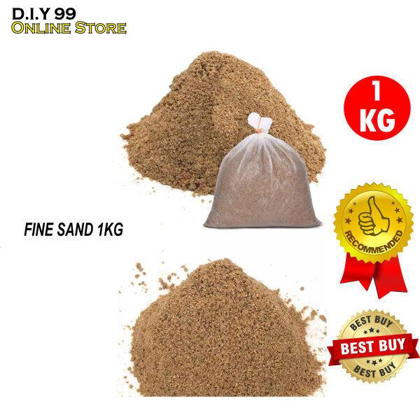 1KG Fine Sand / Pasir Cement Halus / Cement Sand (Fine) 1KG