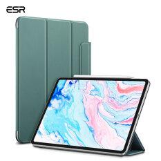 Ốp Lưng Thông Minh ESR Rebound Cho iPad Air 4 iPad Pro 11 (2020) iPad Pro 12.9 (2020), [Hỗ Trợ Sạc Và Ghép Nối Apple Pencil] Vỏ Ốp Thông Minh, tự Động Ngủ/Đánh Thức Trifold Stand Case