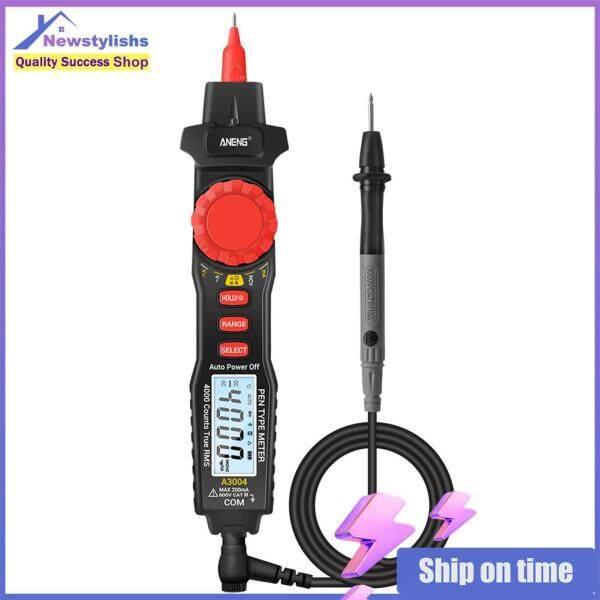 ANENG A3004 Pen Type Digital Multimeter LCD 4000 Counts Auto RangeTester