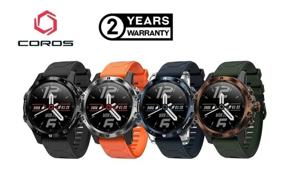 COROS VERTIX GPS Adventure Watch (2 years Warranty) Malaysia