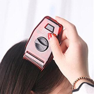 Tông đơ cắt tóc và chải tóc đa chức năng, dụng cụ làm tóc thủ công có hướng dẫn sử dụng - INTL thumbnail